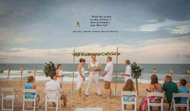 Ocean City Wedding Minister