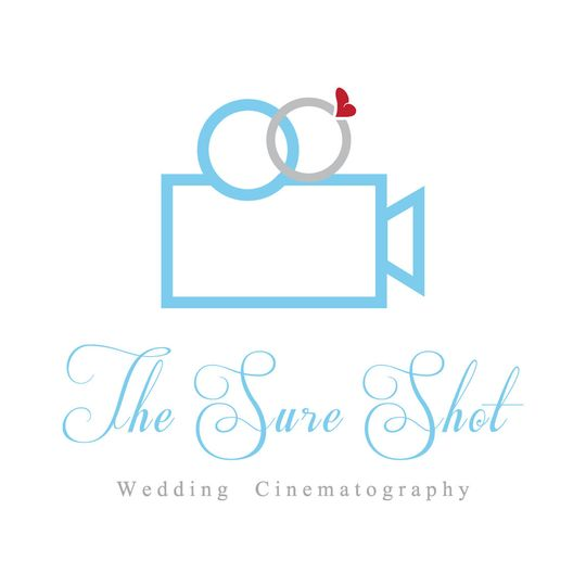 blue sureshot wedding