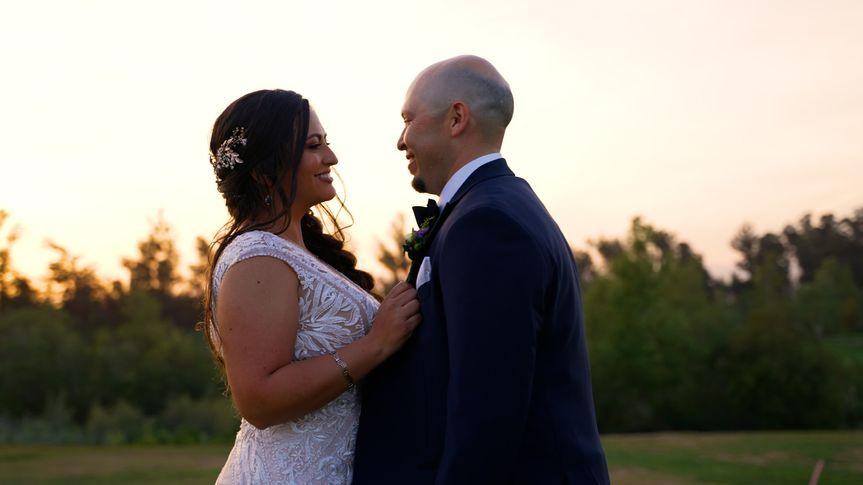 A sunset session - The Sure Shot Pro Wedding Films
