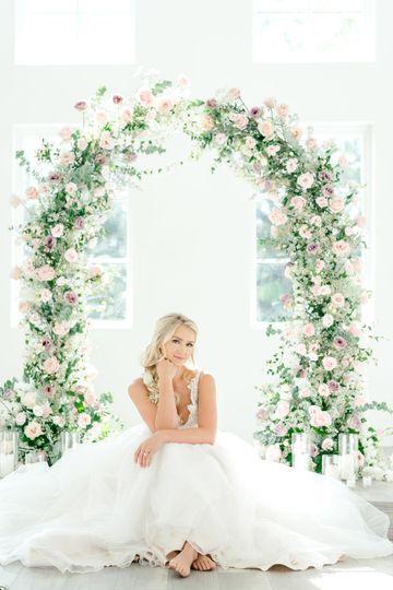 Bride in Chapel