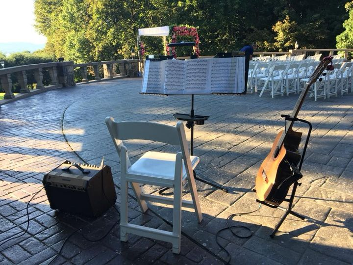 Solo setup,Ttarrytown NY