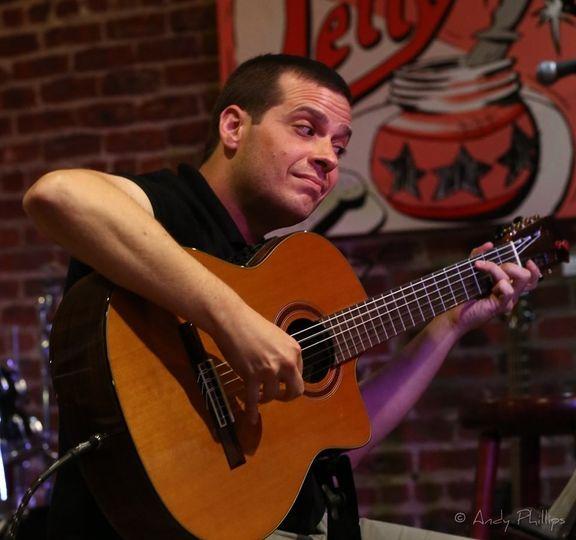 Brazilian guitar performance