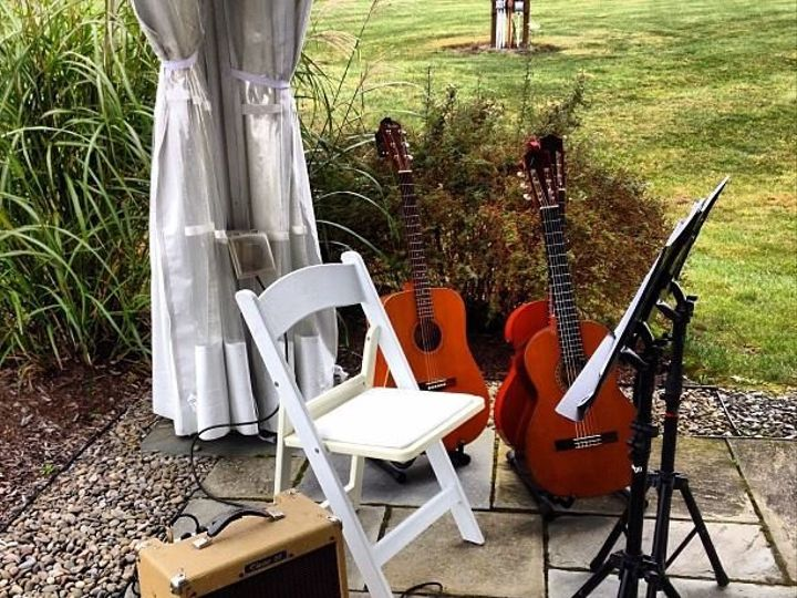 Tmx 1464268054068 Outdoor Wedding Guitar Setup Cross River, NY wedding ceremonymusic