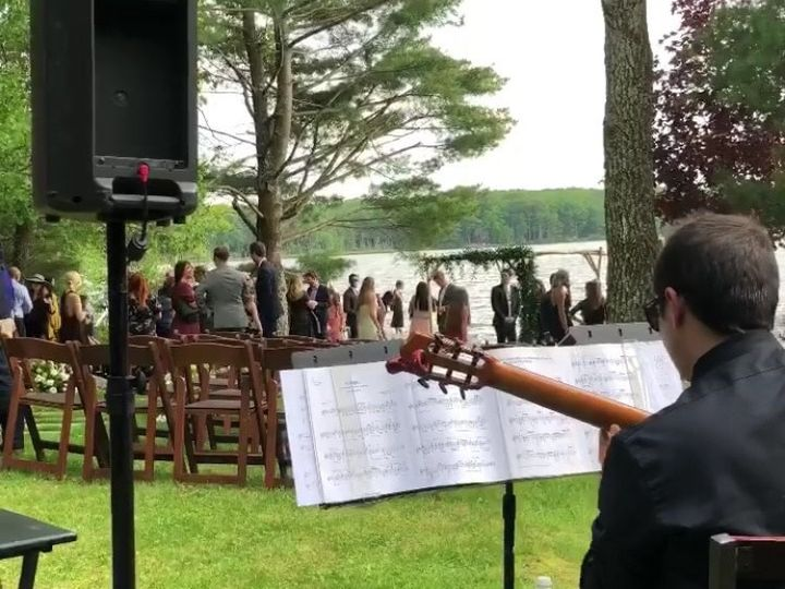 Tmx Lake Performing 51 788881 158050605857698 Cross River, NY wedding ceremonymusic