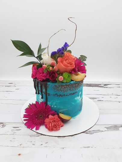 Colorful cakes for all occasions