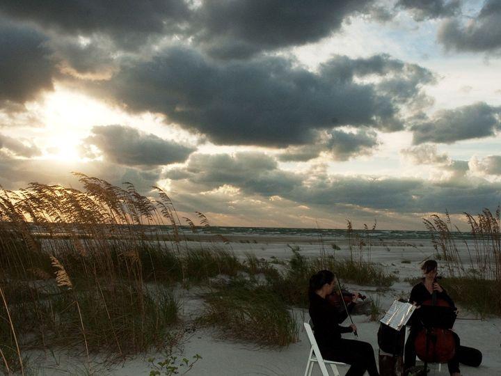 Tmx 1498693060787 Beach Scene Sarasota, Florida wedding ceremonymusic