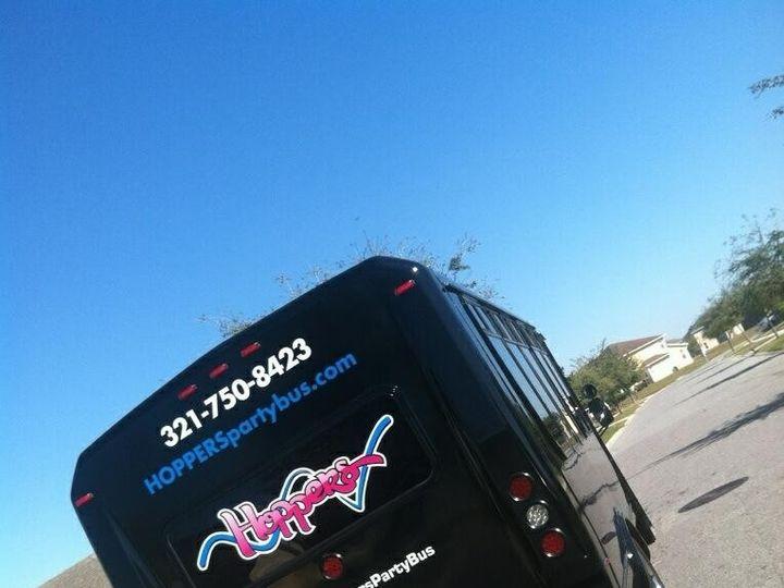 Tmx 1426449584133 Imagejpeg0 Orlando wedding transportation