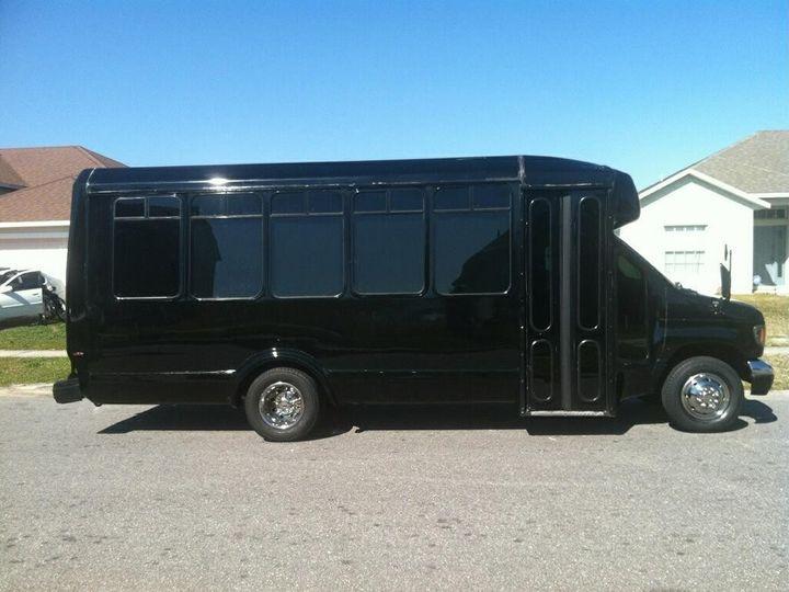 Tmx 1426449587089 Imagejpeg1 Orlando wedding transportation