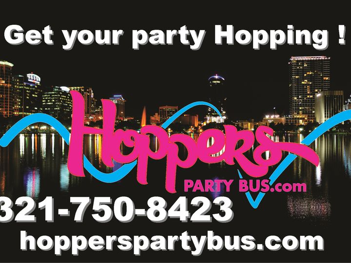 Tmx 1450277669127 Hopper Pc Front Orlando wedding transportation