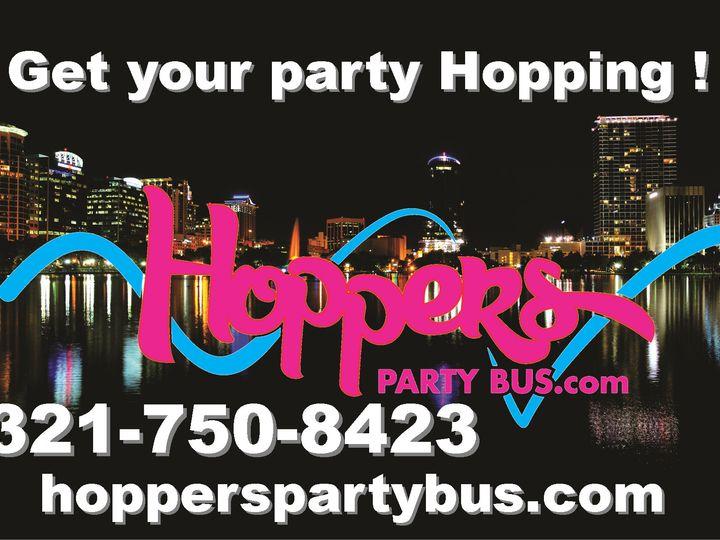 Tmx 1450374045163 Hopper Pc Front Orlando wedding transportation