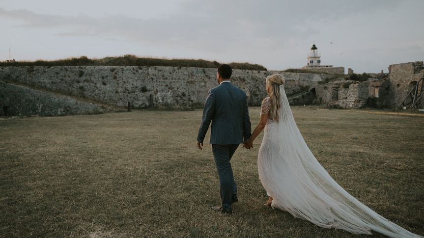Wedding in Lefkada