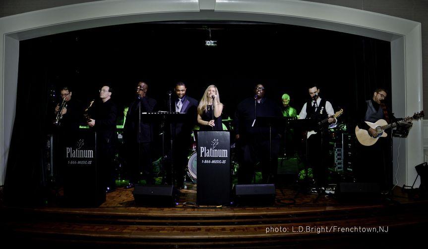 Platinum soul - 11 pieces
