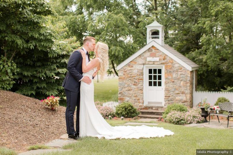 Real Wedding Bride & Groom