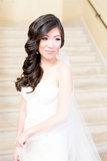 Borgeous bride