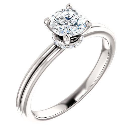 accent diamond optio