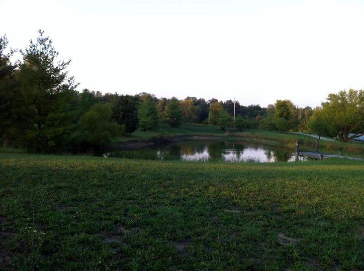 Grandfather's Barn landscape