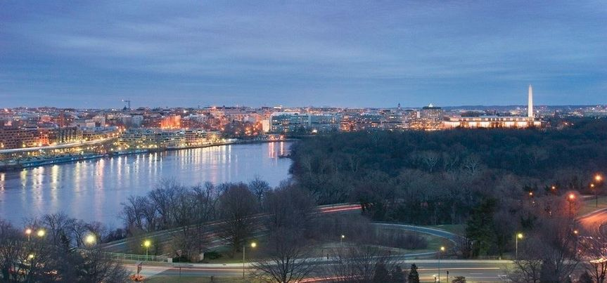 key bridge marriott evening view 51 5981 v1