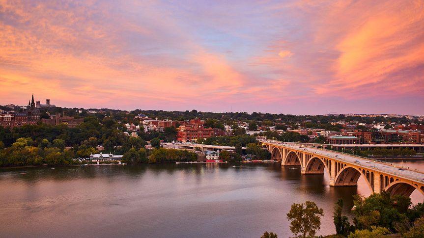 key bridge marriott sunset 51 5981
