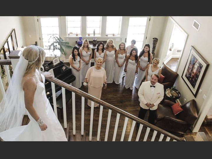 Tmx 1519962351 F400527ff76f52d5 1519962347 Adb2aa1a641d82e0 1519962349568 12 Bridereveal Montclair wedding videography