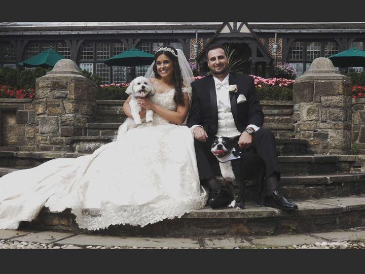Tmx 1519962367 58e9b85fce0f50d1 1519962339 231351ba34861353 1519962349559 4 Alexwithdogs Montclair wedding videography