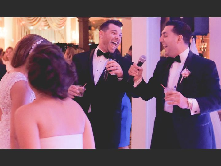 Tmx 1519962374 Bb1aa191e4b2b416 1519962369 E6c42da78bd69cc4 1519962349601 38 Thatsamore Montclair wedding videography