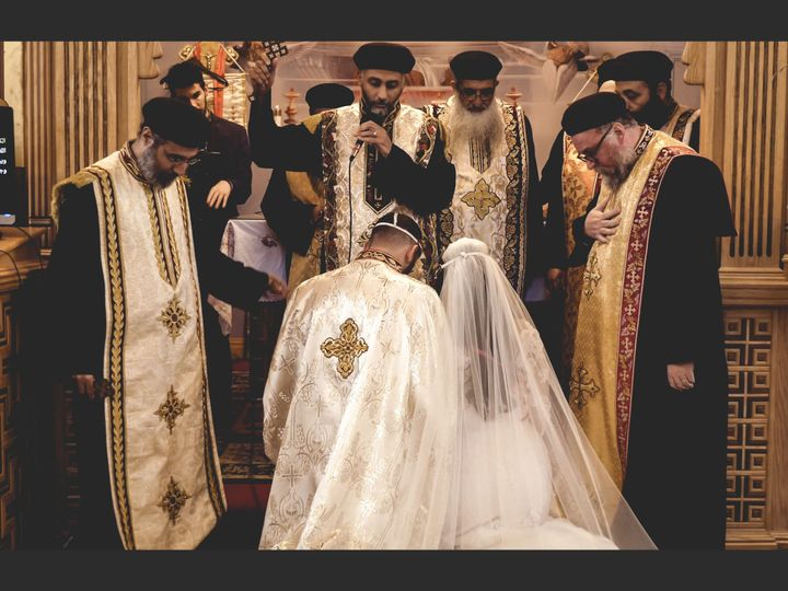 Tmx 1519962397 7e639a2067c9d1d3 1519962350 55ff684915c10426 1519962349570 18 Coptic Alter Montclair wedding videography
