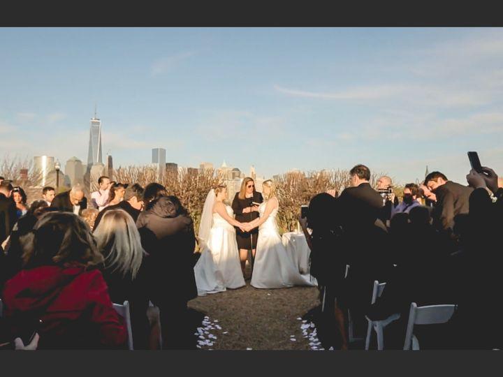 Tmx 1519969329 80b09781e1740b79 1519969326 4121be8f6725e10d 1519969327656 11 Danielleceremony Montclair wedding videography