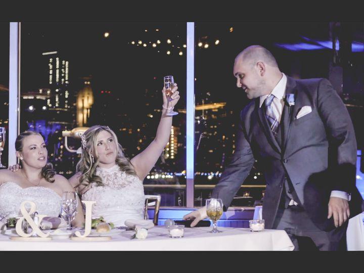 Tmx 1519969332 848ac36866c2ce55 1519969327 C8f0d3a995232638 1519969327658 14 Danielletost Montclair wedding videography