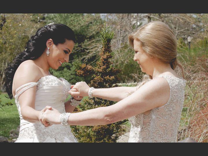 Tmx 1519969333 Fd117784b2ed073e 1519969329 82383226e139fcc1 1519969327660 17 Mariafirstlook Montclair wedding videography
