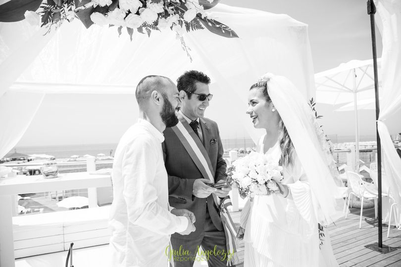 Tonigar Cerimoniere Riti Civili & Gay Wedding