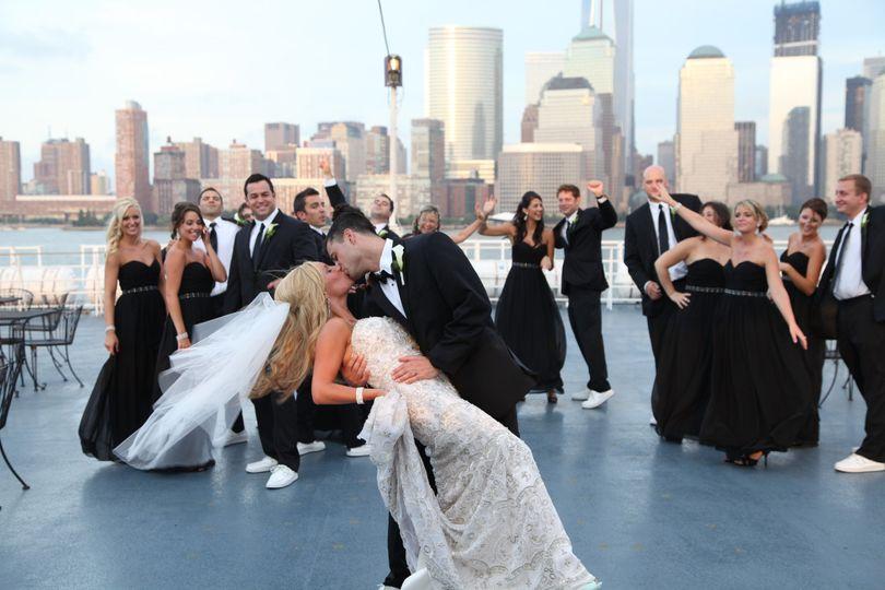 Cornucopia cruise line venue perth amboy nj weddingwire for New jersey house music