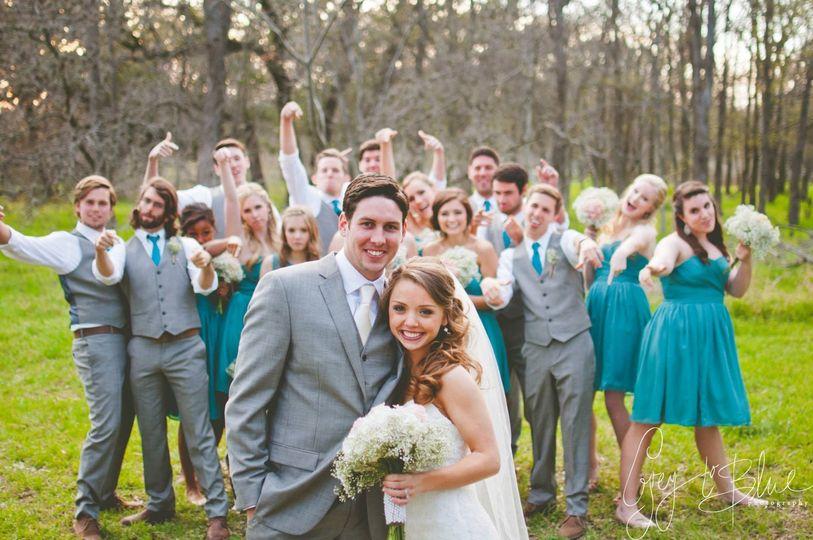Your Best Friend Wedding Coordinating