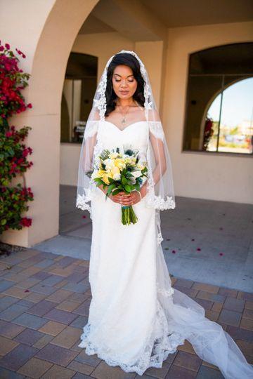 A Quiet Bridal Prayer