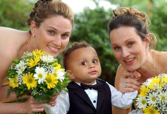 weddingwire bridesmaids ringbearer