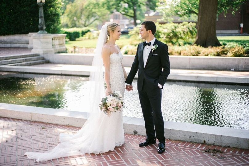 Laurie and Victor had a French-American themed wedding and it was so fun to plan and design! Their...