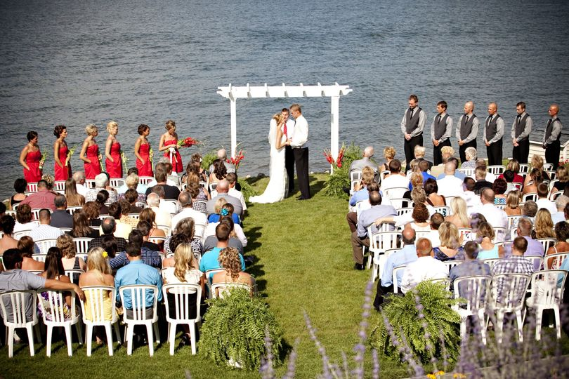 Wow factor dj can provide sound productions, wireless microphones & mic stands for your ceremony...