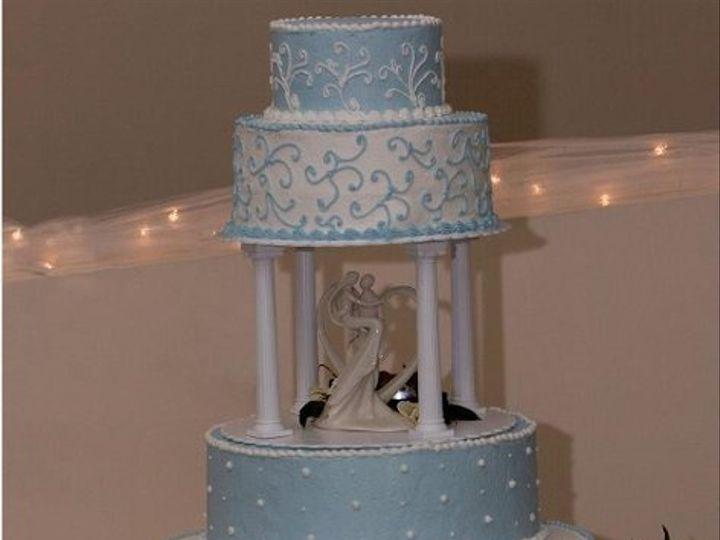 Tmx 1263594482404 12635943862501 Elk River, Minnesota wedding cake
