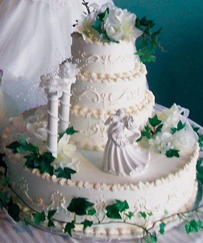 Tmx 1269464665763 Kakekreations4 Elk River, Minnesota wedding cake