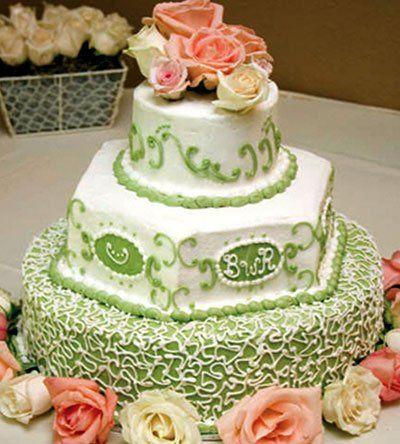 Tmx 1269464843544 Kakekreations5 Elk River, Minnesota wedding cake
