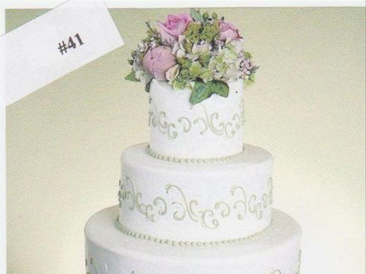Tmx 1333318120251 41 Elk River, Minnesota wedding cake