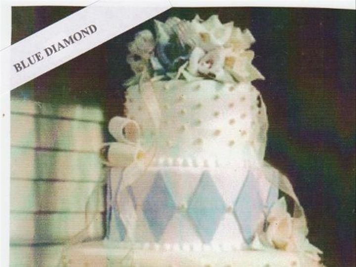 Tmx 1333318540010 BlueDiamond Elk River, Minnesota wedding cake