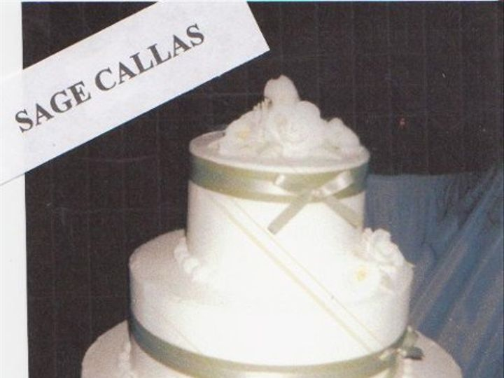 Tmx 1333319641042 Sage Elk River, Minnesota wedding cake