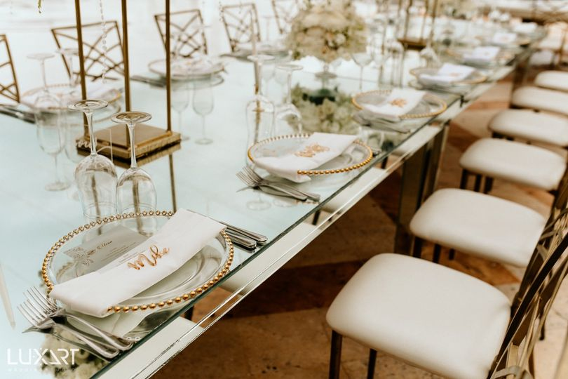 Mirror tables