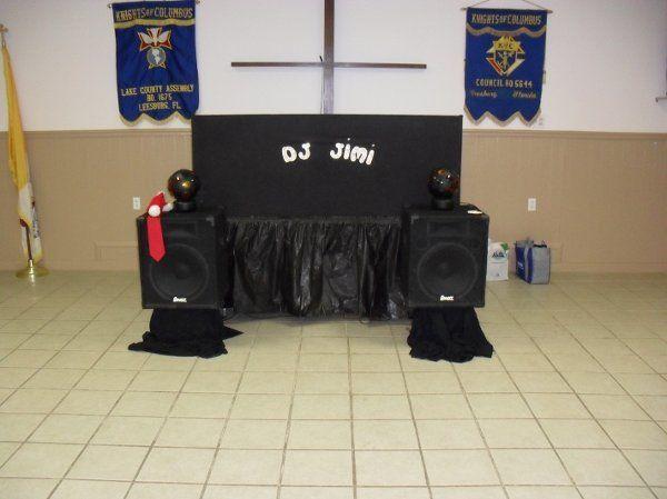DJ Jimi Warren