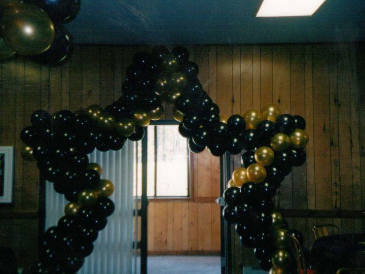 Tmx 1414497610825 Blk  Gold Dingmans Ferry wedding rental