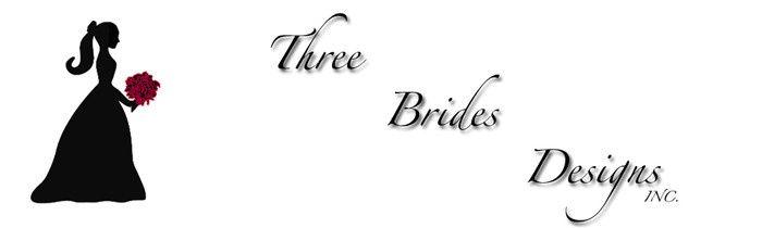 three brides designs