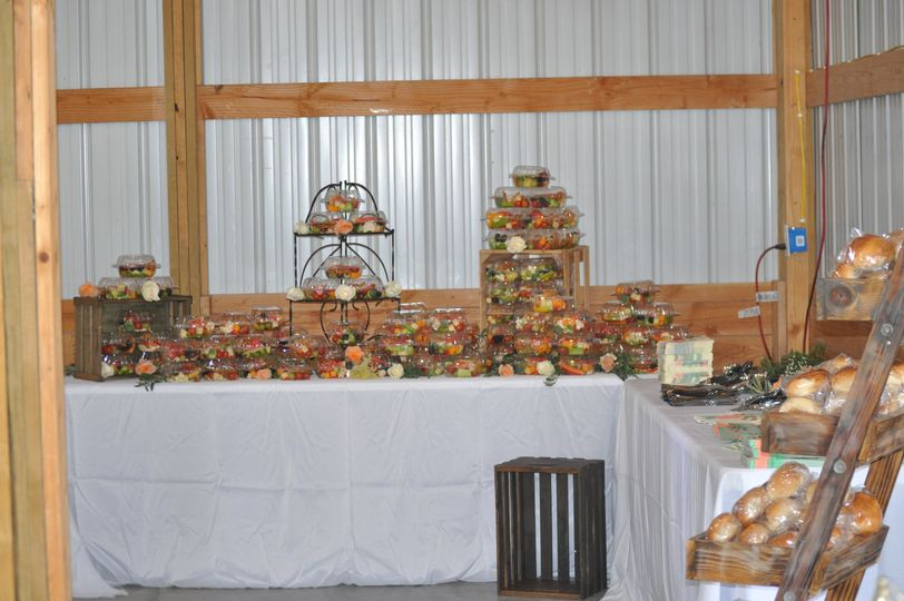 We can cater!