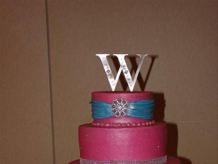 Tmx 1373559502489 Img10501 Gaithersburg, District Of Columbia wedding cake