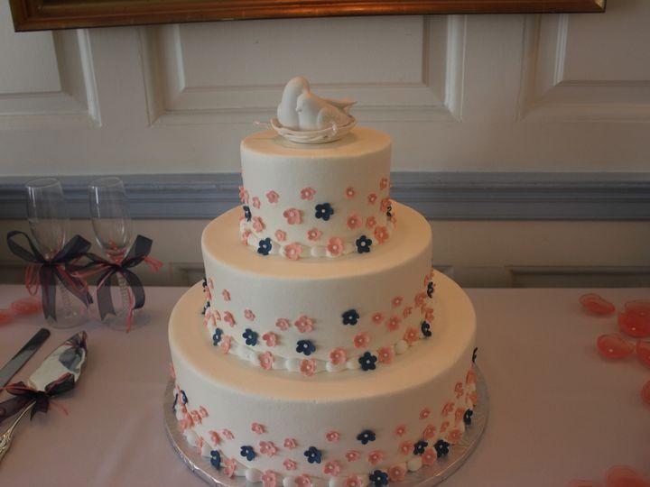 Tmx 1374772097415 Img1657 Gaithersburg, District Of Columbia wedding cake