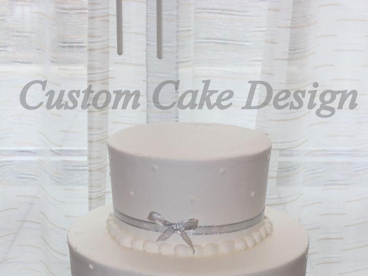 Tmx 1381860701070 108 Gaithersburg, District Of Columbia wedding cake